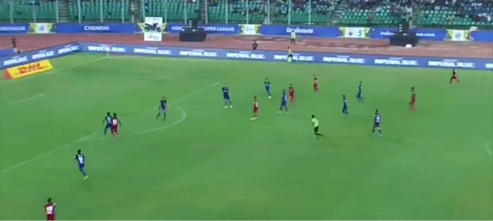 Chennaiyin FC NorthEast United Indian Super League ISL Tactical Analysis