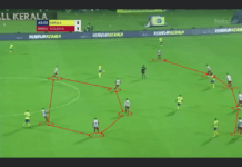 ISL 19/20: Kerala Blasters vs ATK - tactical analysis tactics